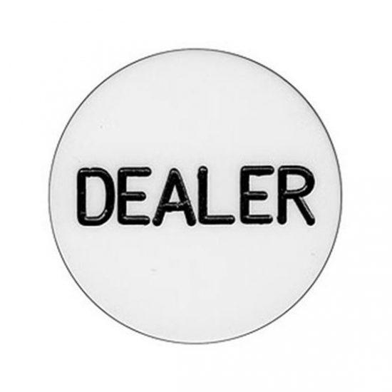 Bouton Dealer 2 pouces