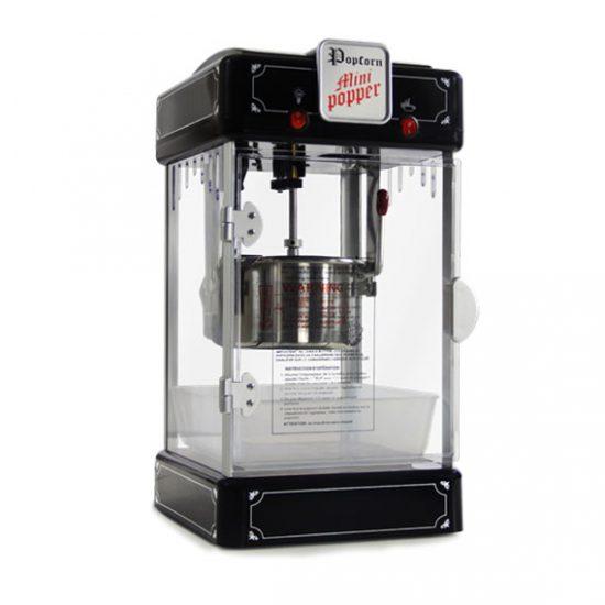 Machine à popcorn 2.5oz. / Mini Popper / Noir