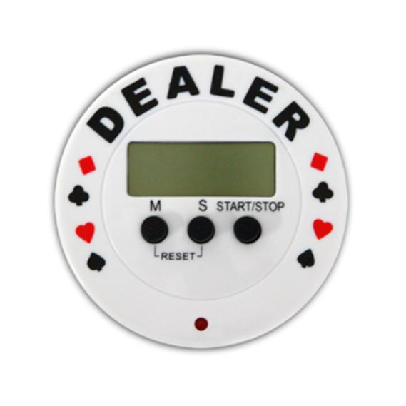 Minuterie bouton dealer