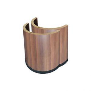 Pieds en bois suprêmes
